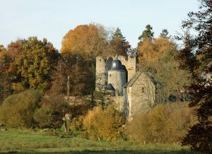 Le château de Courceriers